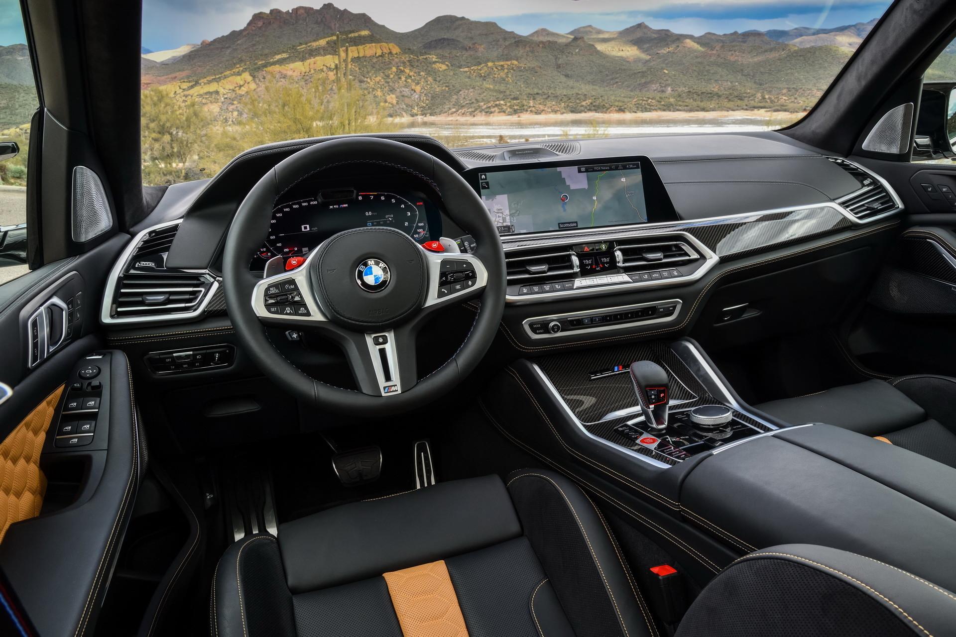 Foto de BMW X5 y X6 M Competition (13/31)