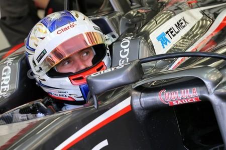 Sergey Sirotkin rodará en los entrenamientos libres del Gran Premio de Rusia