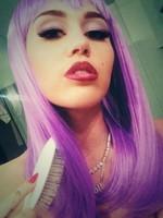 Y toma modelito cantoso de Miley Cyrus en Halloween...