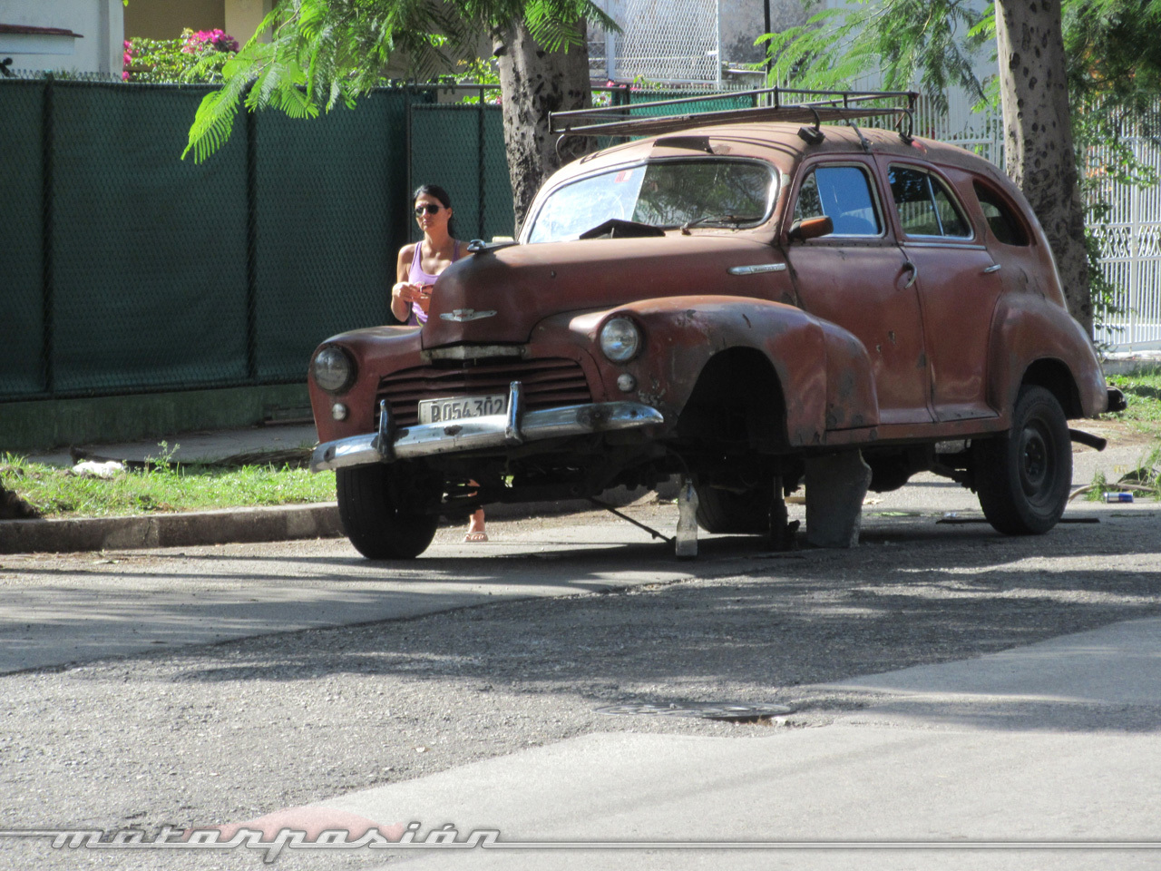 Foto de Reportaje Coches en Cuba (21/58)