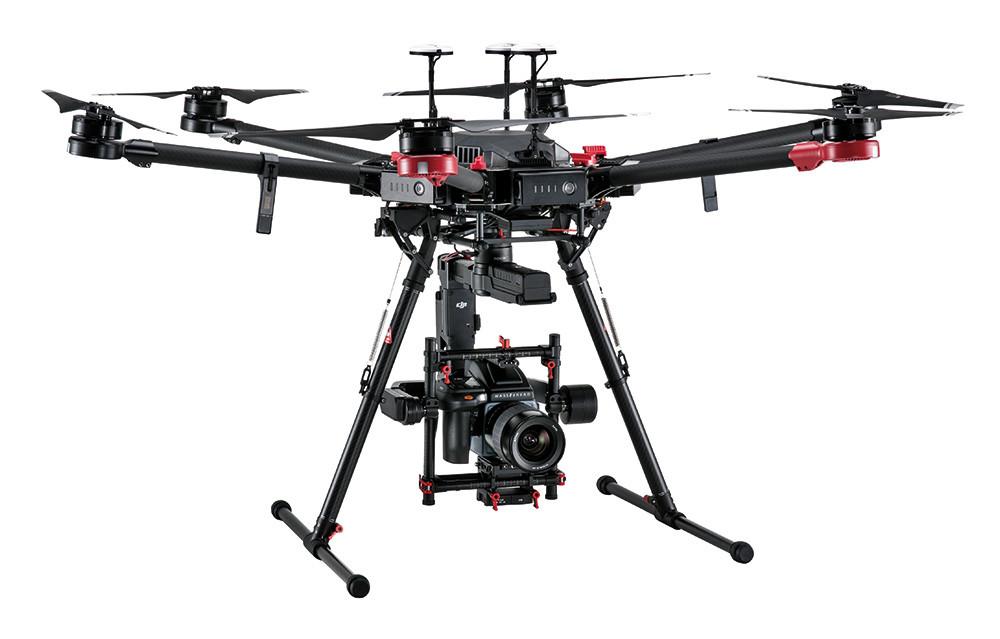 Hasselbald Dji 100mp Dron