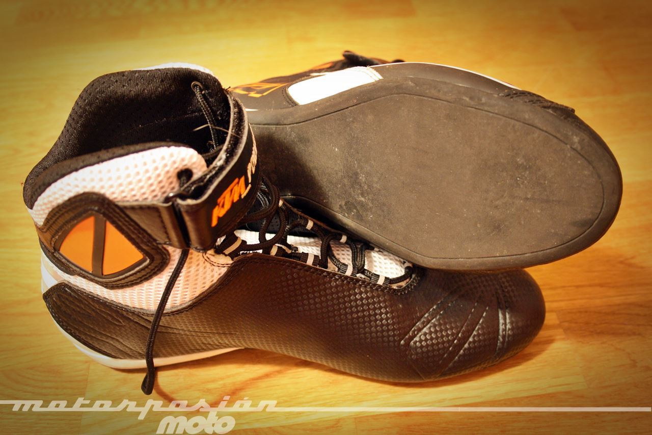Foto de Alpinestars Fastlane Air Shoe, prueba de calzado urbano deportivo (9/14)