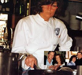 Una gran chef, Mey Hofmann