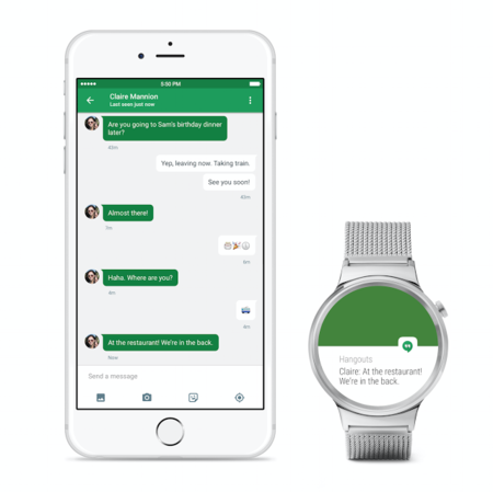 Android Wear por fin es compatible con el iPhone