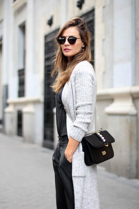 Valentino Lock Bag Tendencia Street Style Moda 4