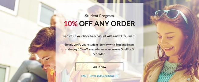 Oneplus Estudiantes