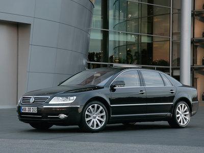 El Volkswagen Phaeton podría regresar en 2020 como un modelo eléctrico