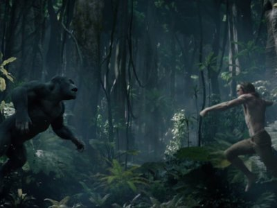 'La leyenda de Tarzán', primer tráiler de una película que huele a espectacular bodrio