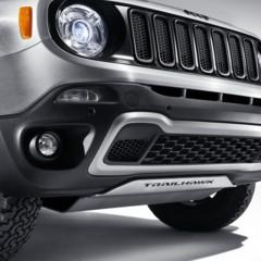 Foto 2 de 5 de la galería jeep-renegade-hard-steel-concept en Motorpasión México