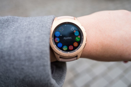 Samsung Galaxy Watch Ajustes 01