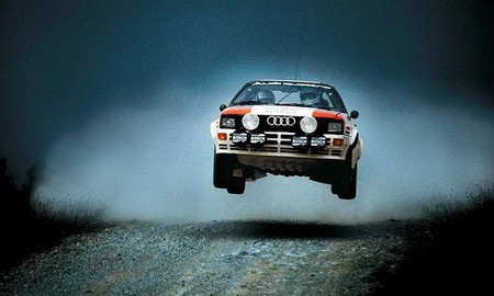 The storm is coming. Tributo a 40 años de World Rally Championship