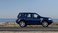 Tata versionará el Land Rover Freelander para el mercado indio
