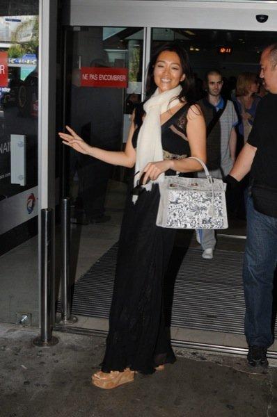 Gong Li Festival de Cannes 2011