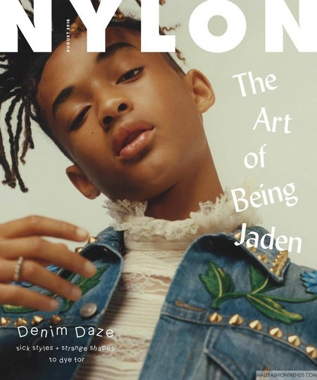 Nylon Guys Relaunches In 2017 Magazine For Men