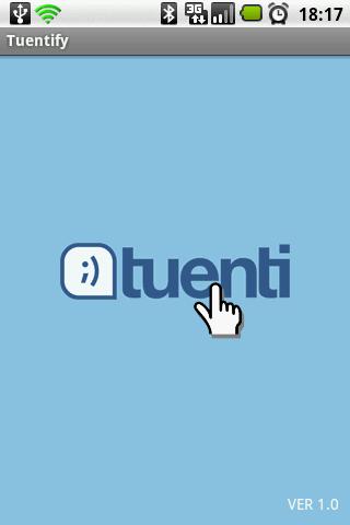 Tuentify, acceso a Tuenti desde Android