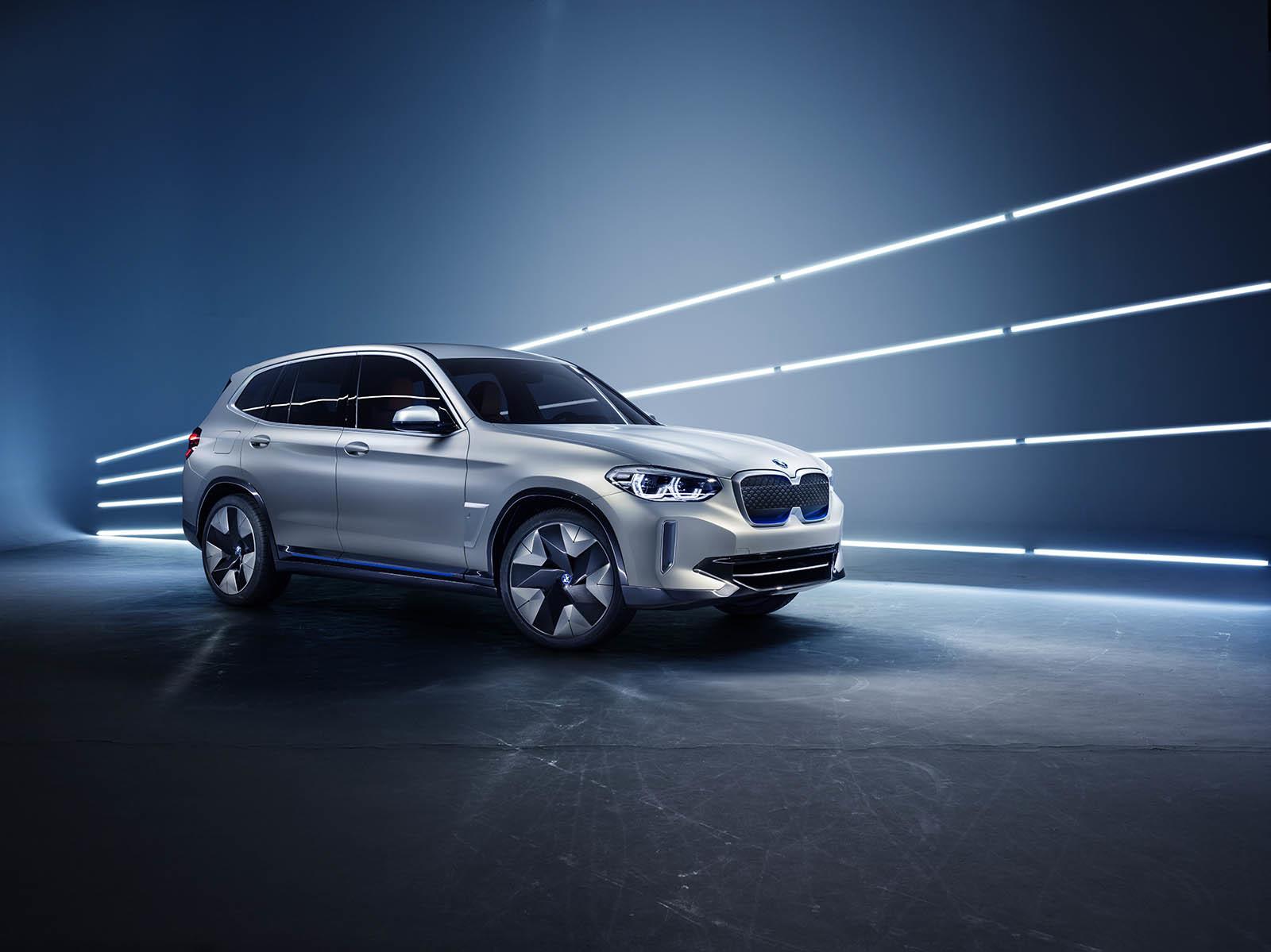 Foto de BMW Concept iX3 (1/8)
