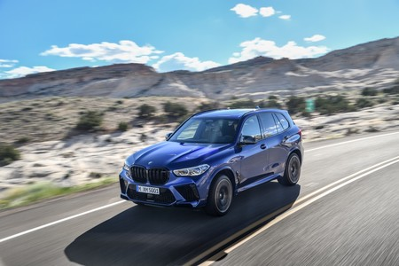Bmw X5 M Competition 10