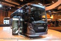 Feria Internacional del Autobús y del Autocar 2010, novedades (parte 1)