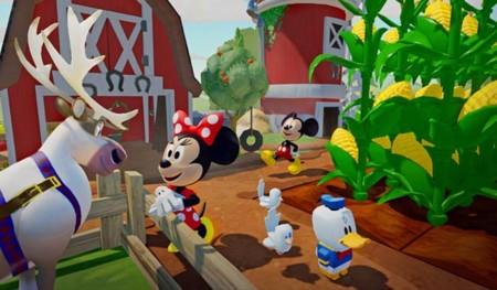 Disney Infinity 3.0 nos muestra todo lo que podremos hacer en el modo Toy Box