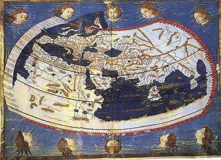 Vértices geodésicos: punteando todo el mundo con placas de metal (I)
