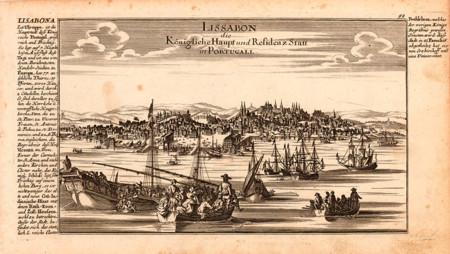 Lisbon 1700
