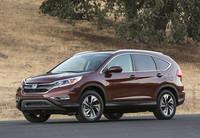 Honda CR-V 2015: Precios, versiones y equipamiento en México