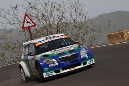 Alberto Hevia se suma a la formidable lista del Rally de Cerdeña