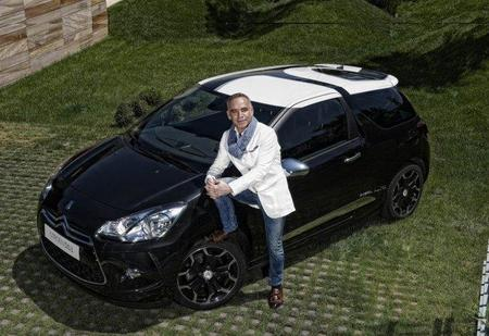 El arquitecto Joaquín Torres personaliza el Citroën DS3