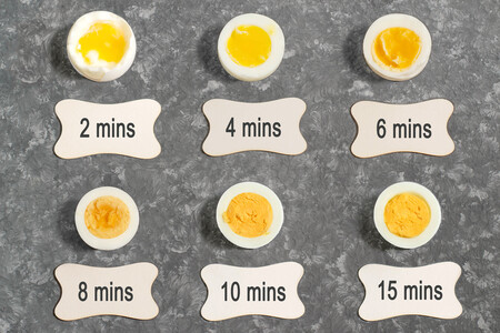 Guia Cocer Huevos Tiempos