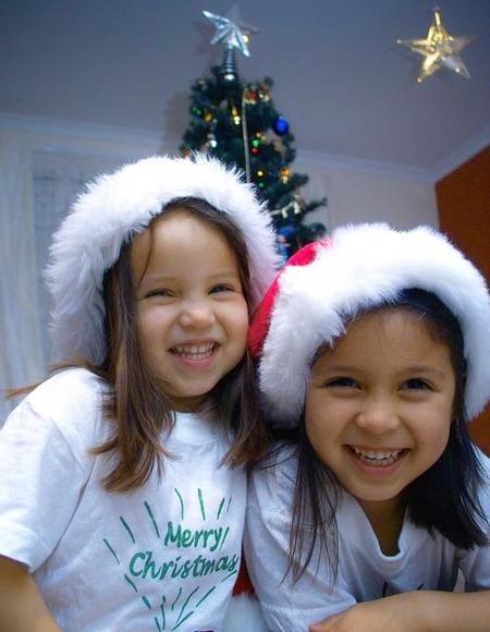 niñas-navidad