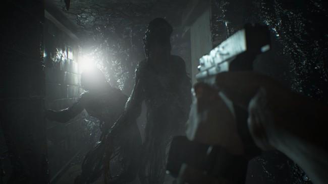 Resident Evil siete Vr 04