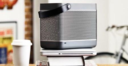 Beolit 12 de Bang & Olufssen, música por AirPlay con estilo: A Fondo