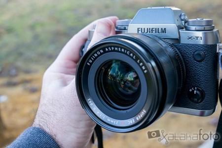 Fujifilm Xt1 Gs Hand