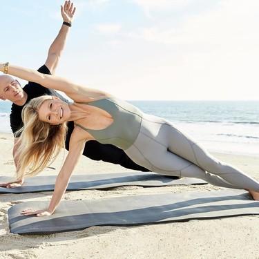 Gwyneth Paltrow se mantiene en forma con el método de Tracy Anderson, el entrenamiento de las celebrities