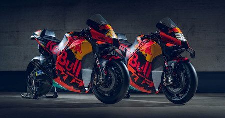 Aún más naranja para las KTM RC16 que pilotarán Pol Espargaró e Iker Lecuona en MotoGP