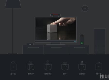 Mi Cube Controller 6