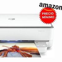 ¿Necesitas impresora? Amazon tiene a precio mínimo la multifunción básica HP Envy 6020, por sólo 69,90 euros