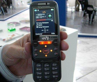 Móvil Forum 2006: Sony Ericsson