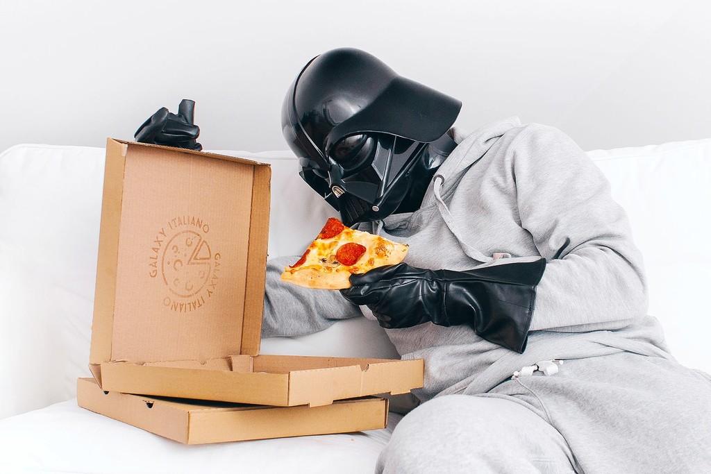 Daily Life Of Darth Vader 7
