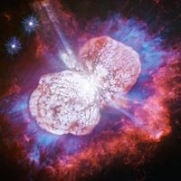 La fascinante historia de 'Eta Carinae', la estrella que explotó en 1838 y se convirtió en la segunda más brillante de la galaxia