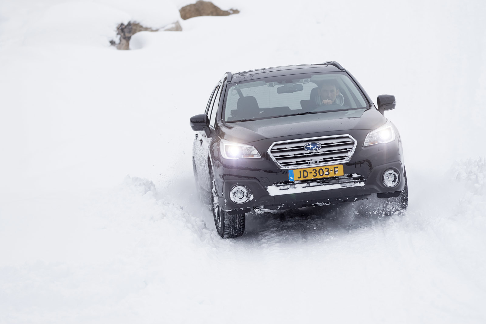 Foto de Subaru Snow Drive 2016 (62/137)