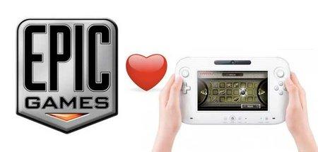 EPIC Games muy interesados en Wii U