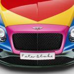 Peter Blake tiene motivos para hacerle esto al Bentley Continental GT