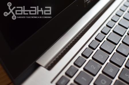 ASUS Zenbook UX31A análisis altavoces integrados