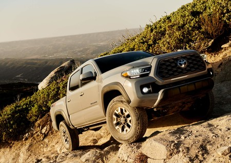 La Toyota Tacoma 2020 se protege del acecho de la Ranger con un ligero facelift
