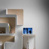 Domino, el mueble modular de B-LINE inspirado en el estilo de Mondrian