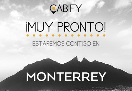 Cabify ya tiene lista su llegada a Monterrey este 7 de octubre