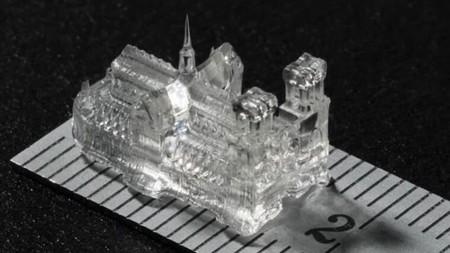 Así funciona este nuevo método de alta precisión para imprimir en 3D objetos pequeños y blandos