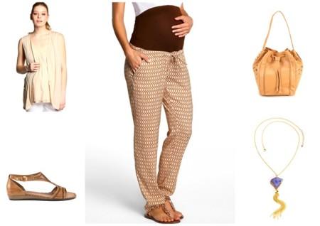 Look Pantalones Premama