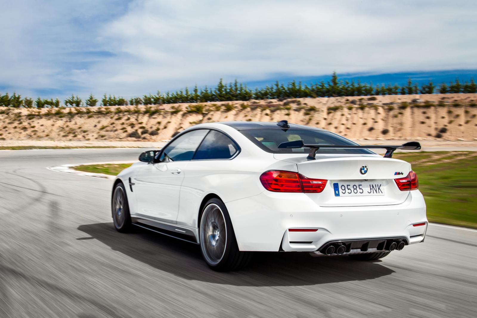Foto de BMW M4 CS (23/60)